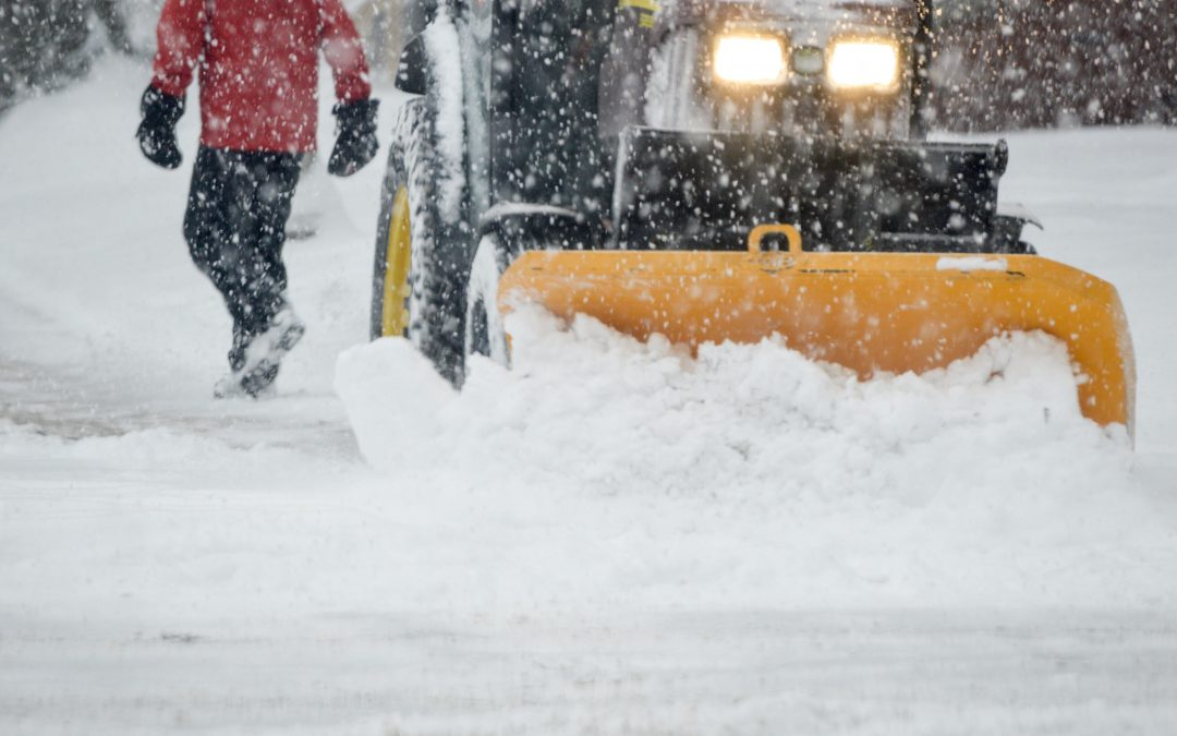 White Rock Snow Removal – Tips For Driving In The Winter
