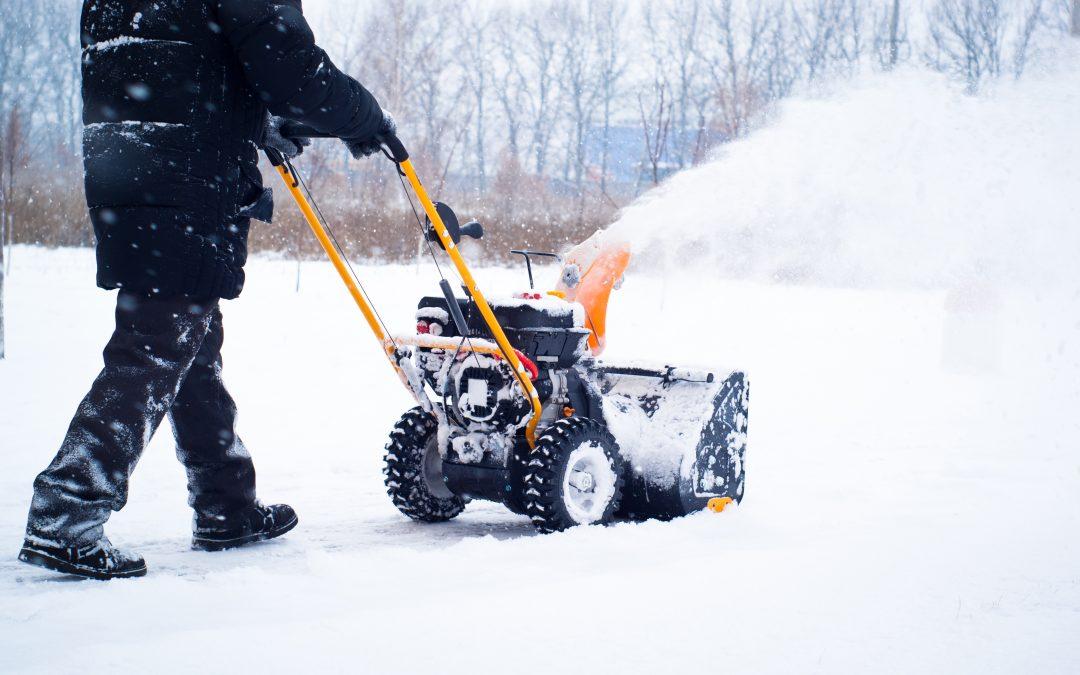 Vancouver Snow Removal – Tis the Season!